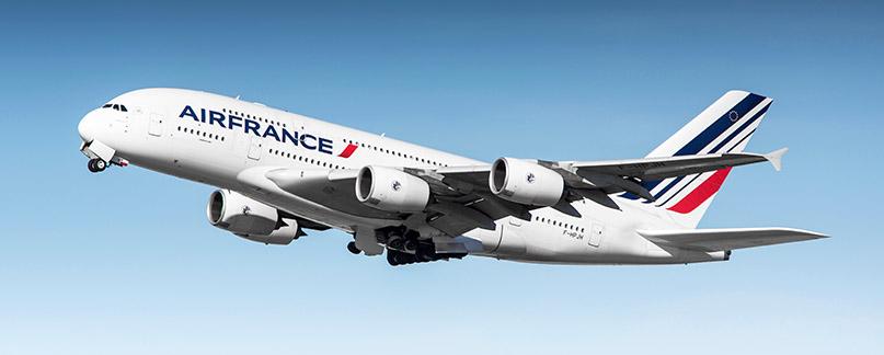 Air France Flugverspätung und Flugausfall