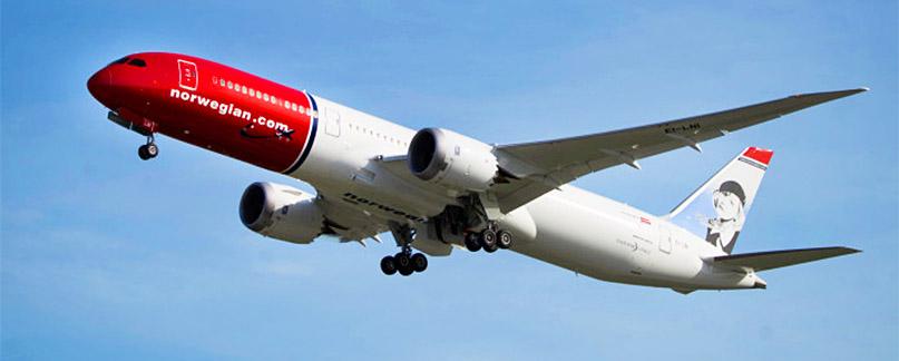 Norwegian Flugverspätung und Flugausfall