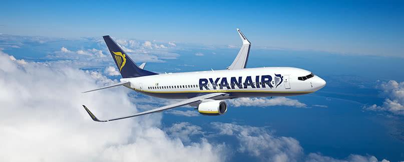 Ryanair Flugverspätung und Ausfall