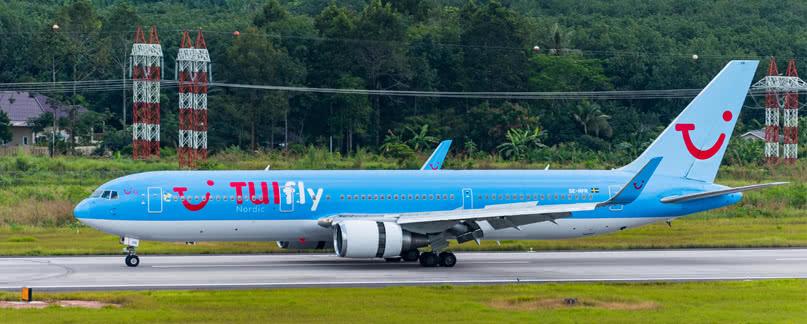 TUIfly Flugverspätung und Ausfall