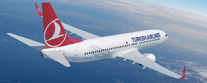 Turkish Airlines Flugverspätung und Ausfall