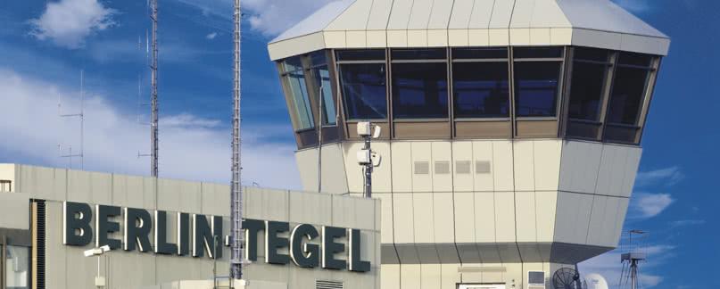 Flughafen Berlin-Tegel Flugverspätung und Flugausfall