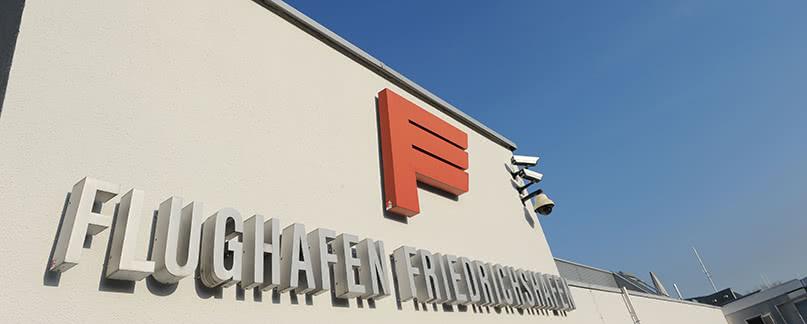 Flughafen Friedrichshafen Flugverspätung und Flugausfall