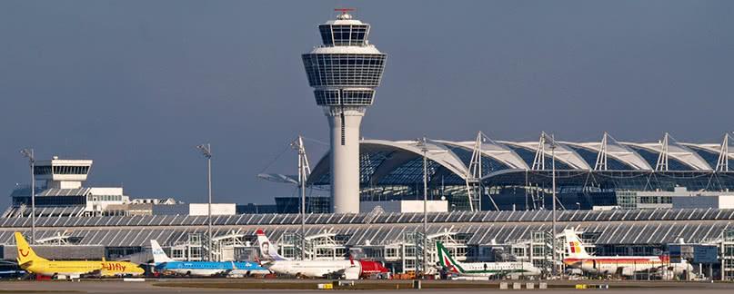 Flughafen München Flugverspätung und Flugausfall