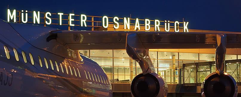 Flughafen Münster-Osnabrück Flugverspätung und Flugausfall