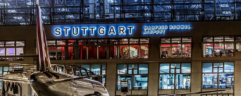 Flughafen Stuttgart Flugverspätung und Flugausfall