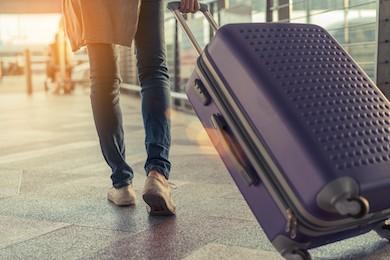 Entschädigung Ihren verspäteten, verlorenen oder kaputten Koffer