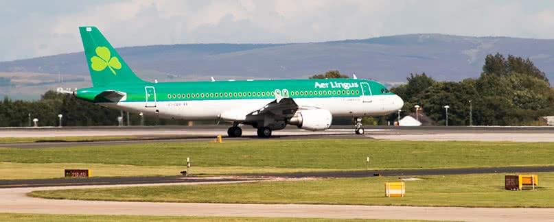 Cancellations and flight delays with Aer Lingus
