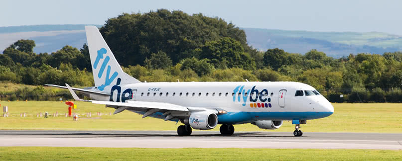 Flybe delays and cancellations compensation checker