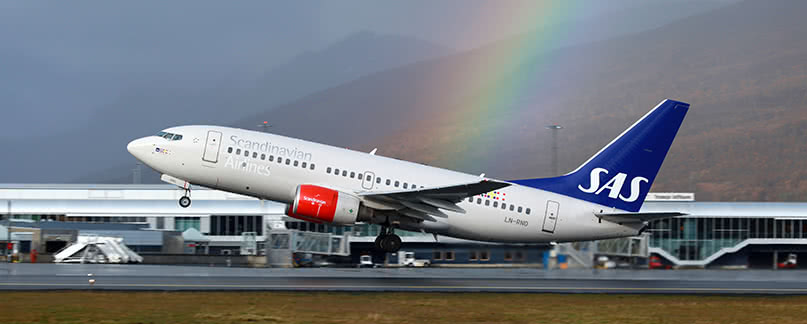 Scandinavian Airlines cancellations and flight delays
