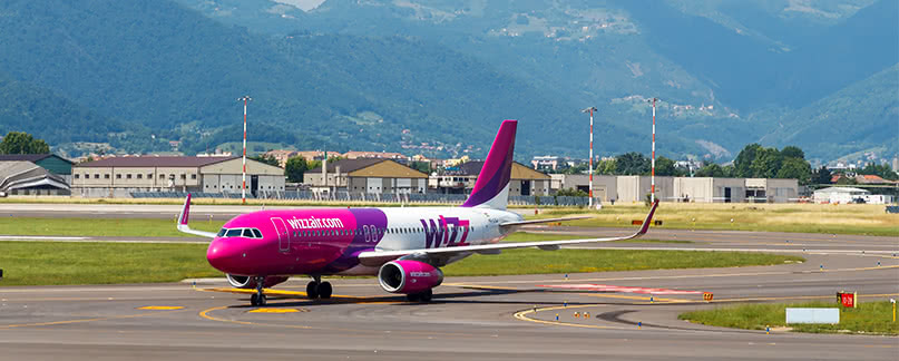 Wizzair cancellations and flight delays
