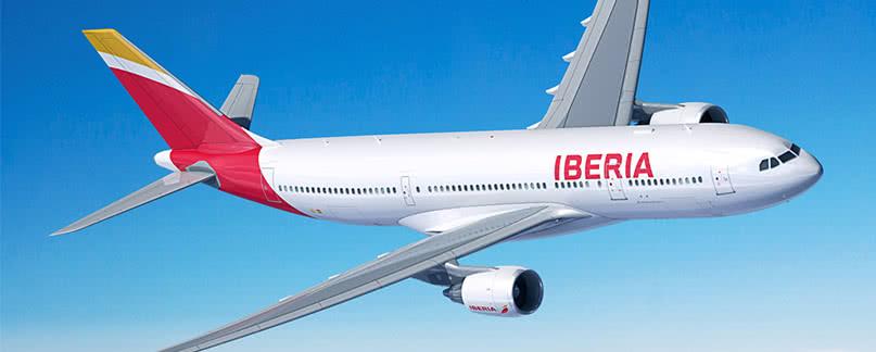 Vuelo con retraso o cancelado de Iberia