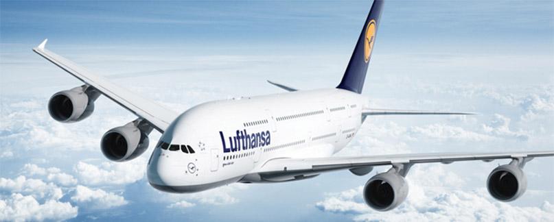 Vuelo con retraso o cancelado de Lufthansa