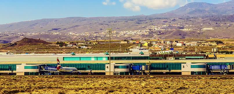 Vuelo con retraso o cancelado en Tenerife Sur