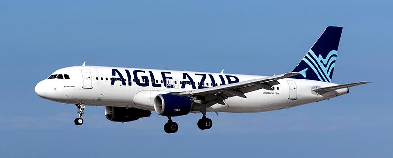 retard de vol et annulation de vol avec Aigle Azur