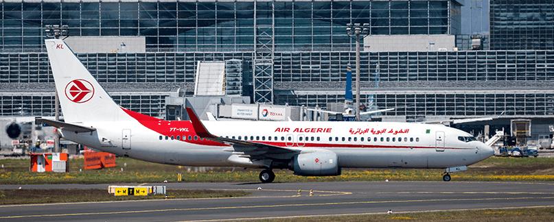 retard de vol et annulation de vol avec Air Algérie