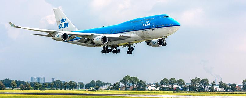 KLM vol annulé, vol retardé ou surbooking