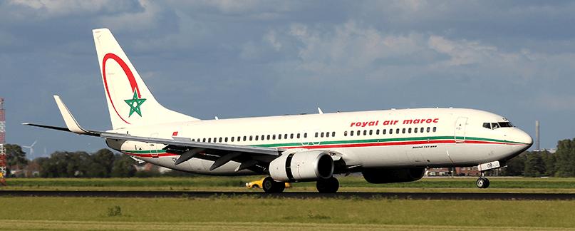retard de vol et annulation de vol avec Royal Air Maroc