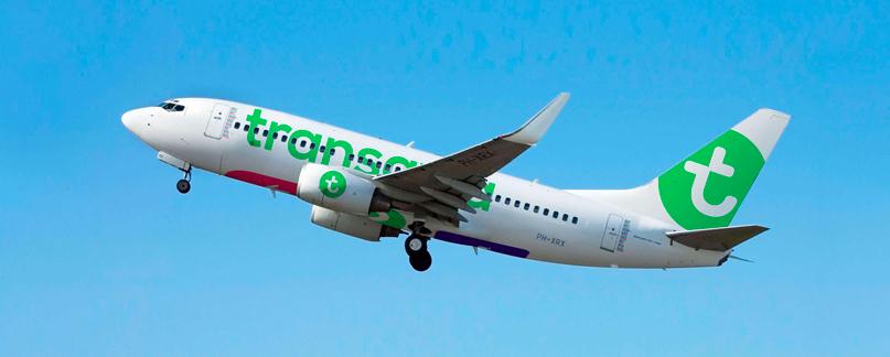 Transavia vol annulé, vol retardé ou surbooking