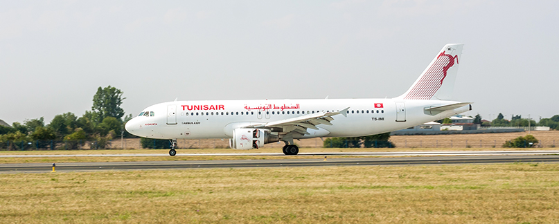 Tunisair vol annulé, vol retardé ou surbooking